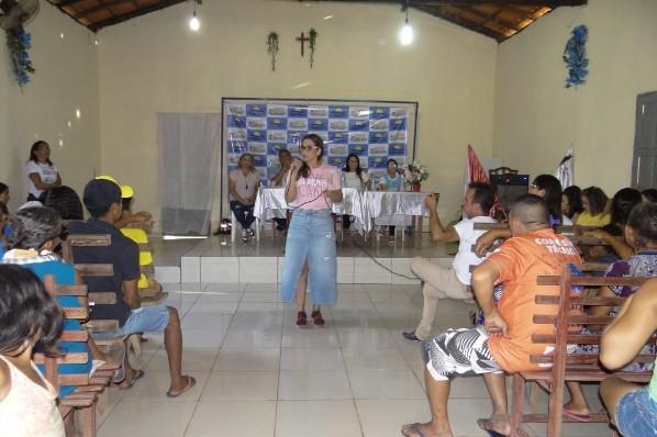 Criança Feliz promove encontro com famílias do bairro São José assistidas pelo programa