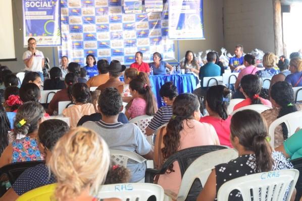 Campanha Tarifa Social de Energia Elétrica é lançada em Amarante